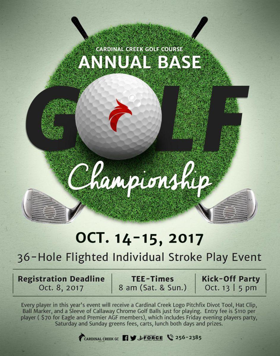 2017 Base Golf Club Championship